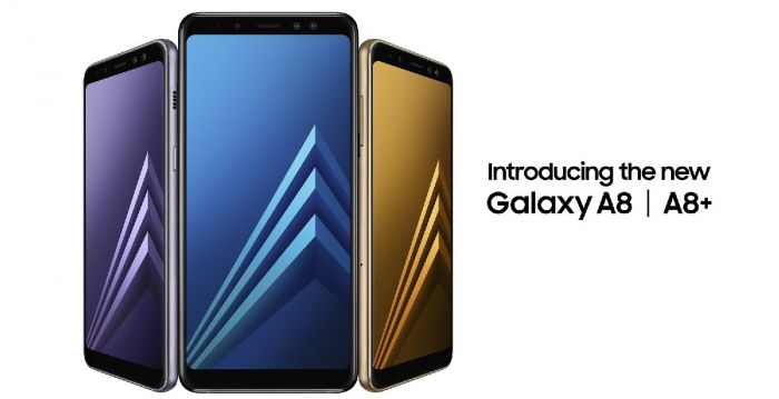 Анонс смартфонов Samsung Galaxy A8 и Galaxy A8+ – фото 1