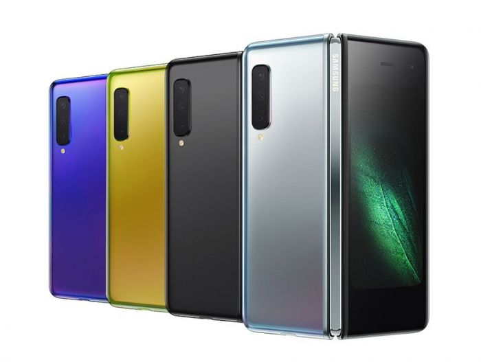 Представлен складной Samsung Galaxy Fold: время сгибать – фото 4