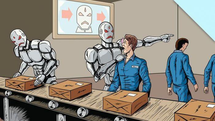 В 2018 году роботы заберут работу у многих людей – фото 1