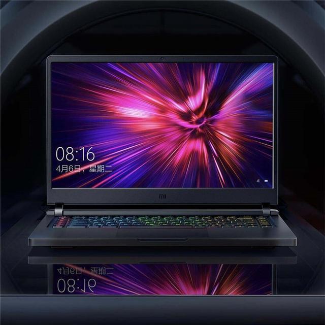 Xiaomi презентовала новый игровой ноутбук