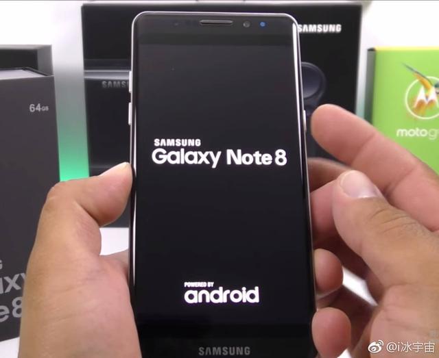 Samsung Galaxy Note 8 на «живых» снимках показали раньше времени – фото 4