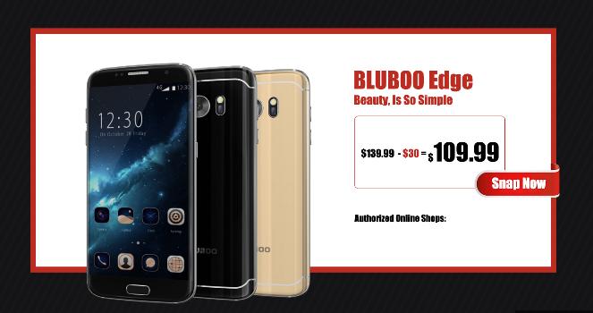 Черная пятница подарит скидки на смартфоны Bluboo и розыгрыш двух смарт часов Uwatch ежедневно – фото 2