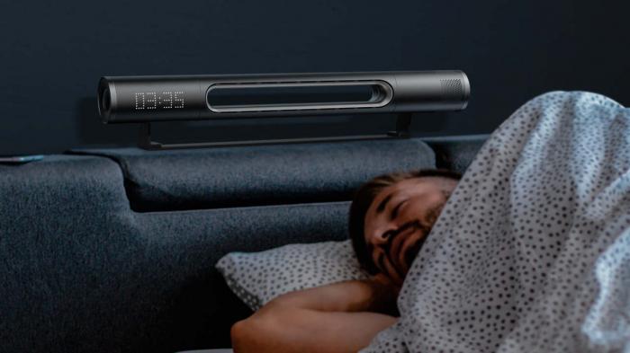 Умный вентилятор способен охладить, согреть и разбудить – фото 1