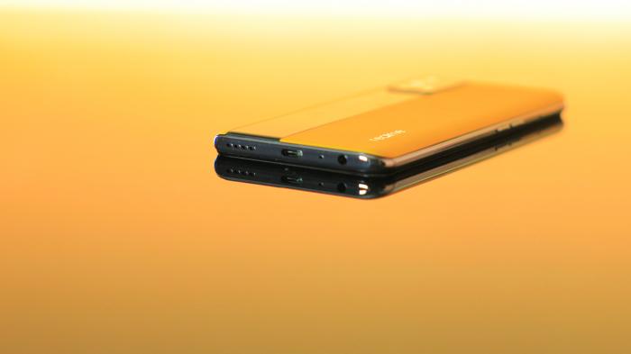 динамики Realme GT