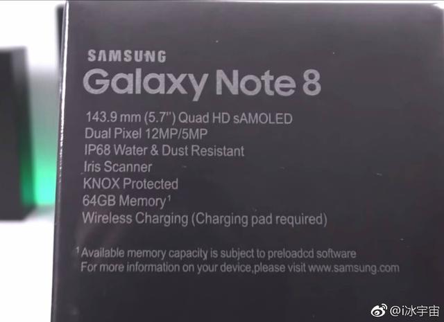 Samsung Galaxy Note 8 на «живых» снимках показали раньше времени – фото 8