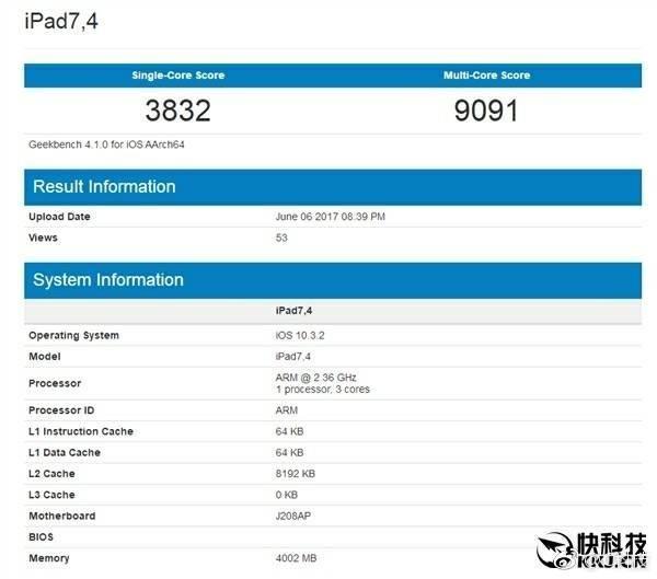 Процессор Apple A10X Fusion против Snapdragon 835 и других чипов: шах и мат – фото 1