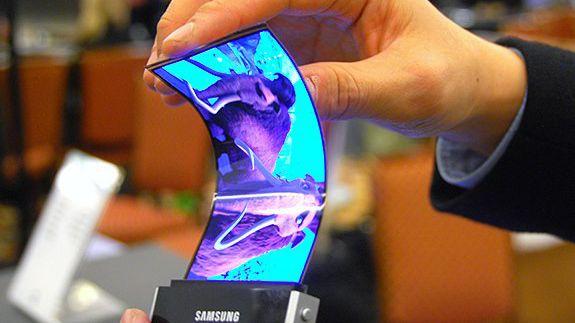 Гибкий Samsung Galaxy X мы можем не увидеть в ближайшее время – фото 1