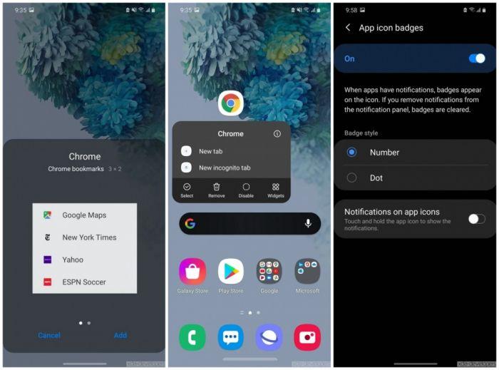 Посмотрите на One UI 3.0: оформление оболочки на скриншотах – фото 4