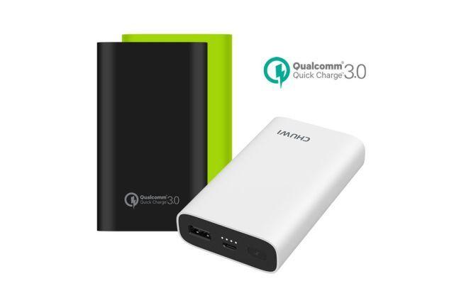 Chuwi выпустит Power Bank с поддержкой быстрой зарядки Quick Charge 3.0 – фото 3