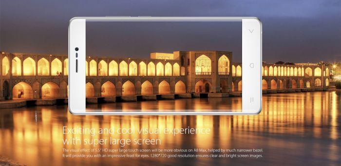 Blackview A8 Max – новый бюджетник с МТ6737 и Android 6.0 за $79,99 – фото 4