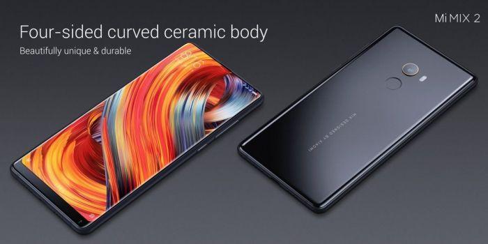 Безрамочный Xiaomi Mi Mix 2 дебютировал – фото 12
