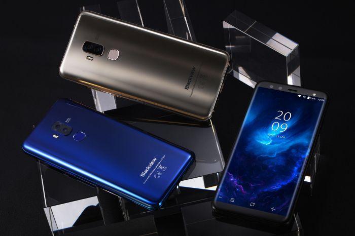 Безрамочный Blackview S8 и другие новинки покажут на выставке Global Sources Mobile Electronics 2017 – фото 2