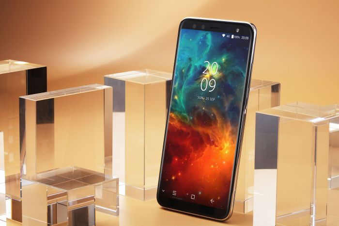Безрамочный Blackview S8 и другие новинки покажут на выставке Global Sources Mobile Electronics 2017 – фото 1