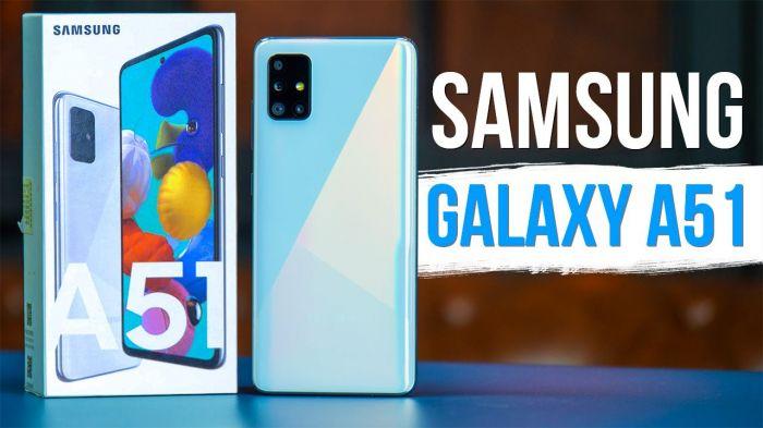 Видеообзор Samsung Galaxy A51: модель только для фанатов Samsung