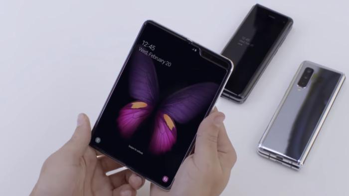 Samsung Galaxy Fold на видео: все сделано по красоте – фото 1