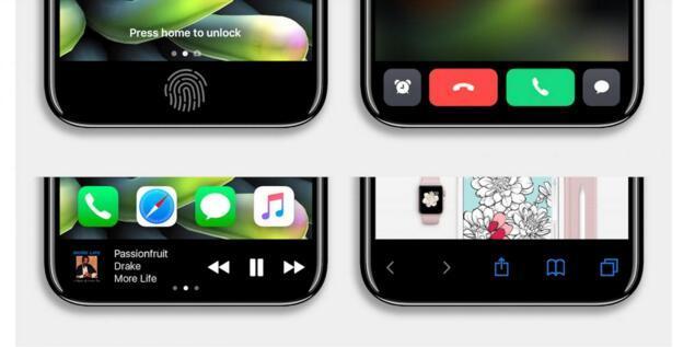 Vivo показала смартфон со встроенным в дисплей сканером отпечатков пальцев – фото 2