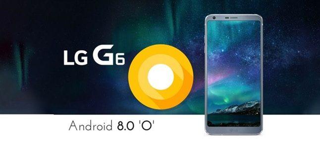 LG G6 скоро получит обновление до Android Oreo – фото 1