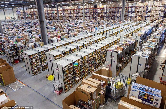 Робот совершил диверсию в отношении 3000 сотрудников Amazon – фото 2