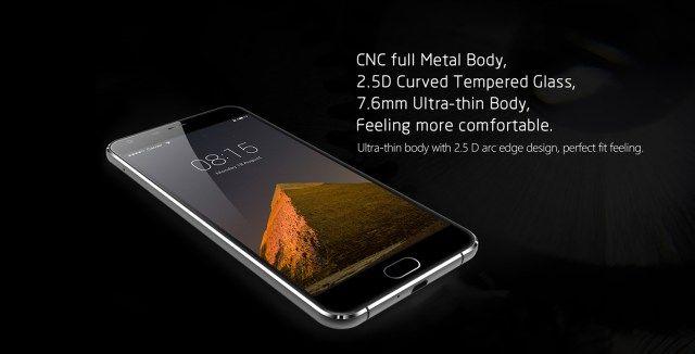 Colawe Rio W550: производитель улучшил характеристики самого доступного смартфона с AMOLED дисплеем – фото 1