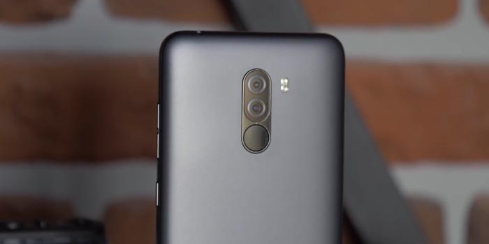 Xiaomi Poco F2 Pro kamery