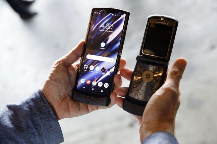 Motorola планирует обновить железо на своем складном смартфоне – razr 2019 – фото 2