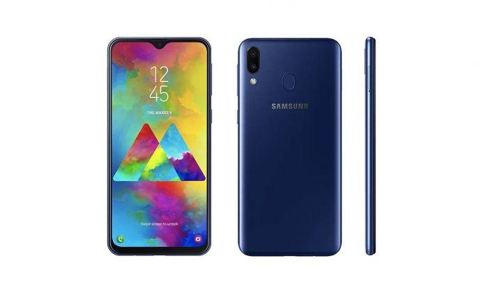 Samsung обновил свои бюджетные Galaxy M20 и M30 до Android 10