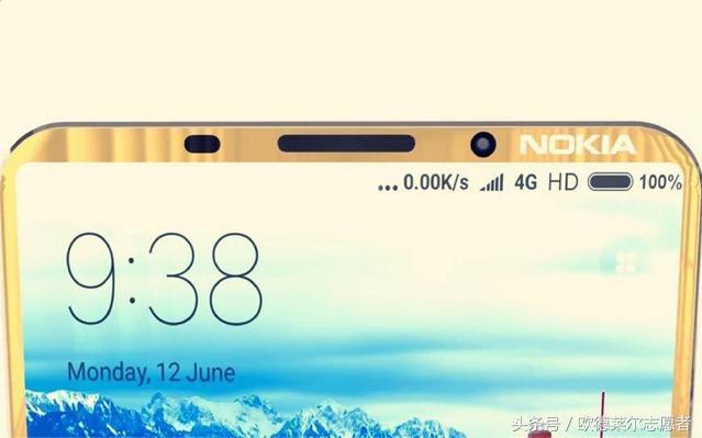 Рендеры Nokia 9 с безрамочным дисплеем и двойной камерой – фото 4