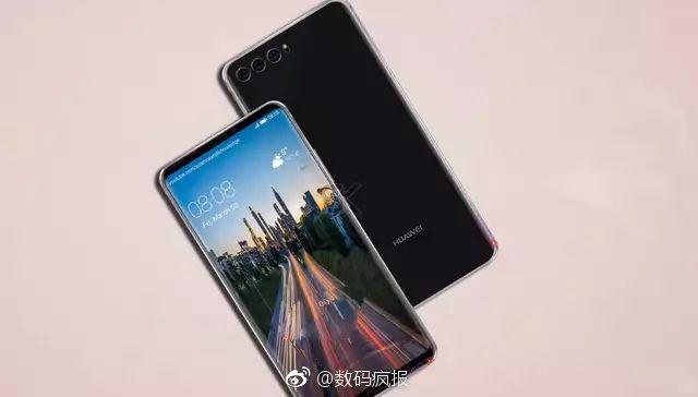 Huawei P20 на рендерах. Считаем камеры – фото 1