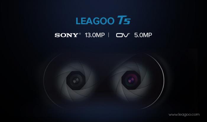 Скидка более $70 на смартфон Leagoo T5 – фото 4