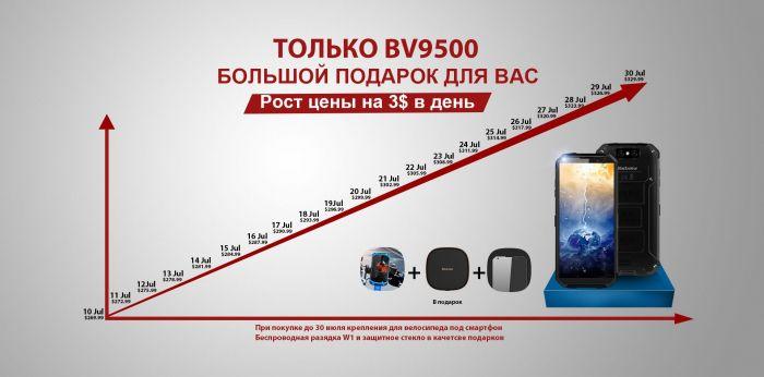 Успей купить Blackview BV9500 по выгодной цене – фото 2