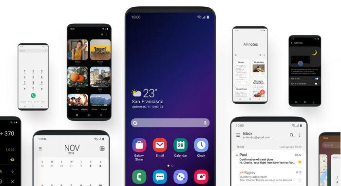 Samsung показал обновленный интерфейс One UI 2 – фото 2