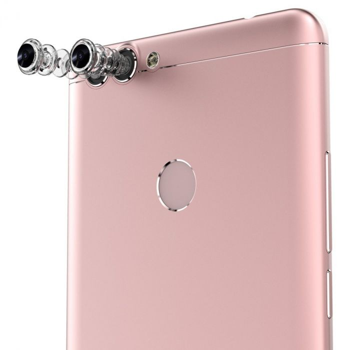 Bluboo Dual с двойной основной камерой официально представлен – фото 3
