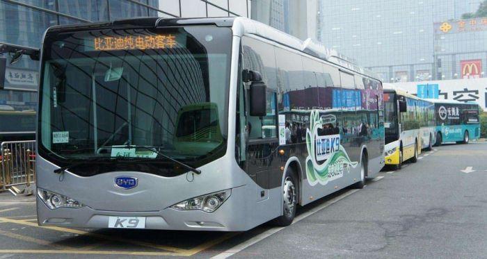 Борьба за экологию: Китай перешел на электрический общественный транспорт – фото 2