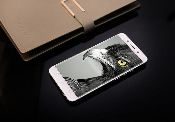 Ulefone Metal – доступный безрамочный смартфон в металлическом корпусе и с 3 Гб оперативки – фото 4