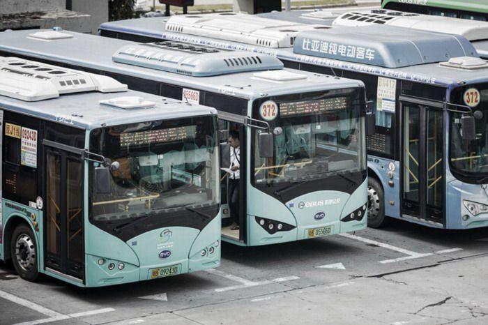Борьба за экологию: Китай перешел на электрический общественный транспорт – фото 1