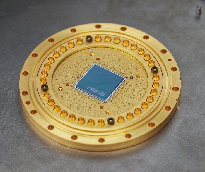 Создан первый в мире ИИ на основе квантового компьютера – фото 1