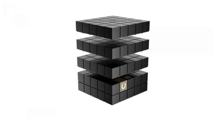 Ubbey NEXT — модульный куб для хранения данных – фото 3