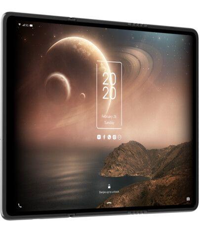 TCL показала две концепции гибких смартфонов: с раздвижным дисплеем и складывающийся втрое – фото 7