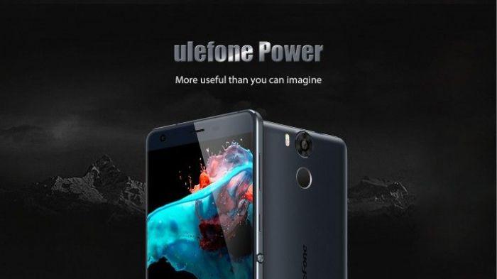 Ulefone Power – претендент на звание самого стильного долгоиграющего смартфона – фото 1