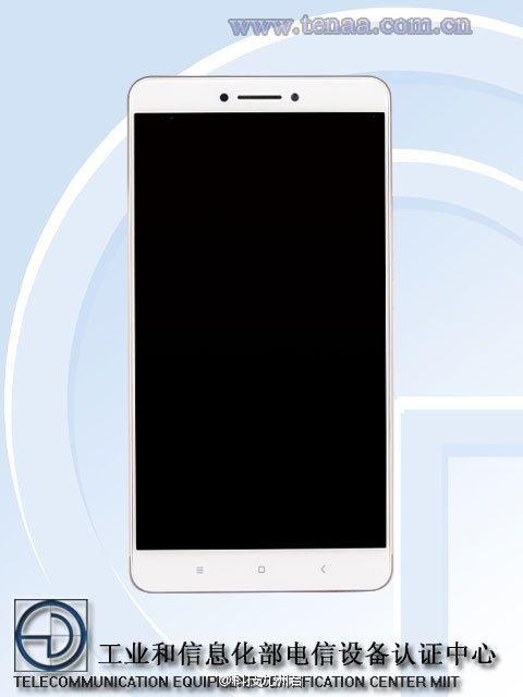 Новые изображения Xiaomi Max дают полное представление о его внешнем виде – фото 2