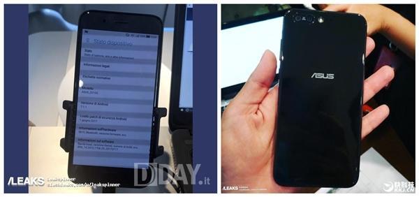 ASUS ZenFone 4 Pro — новый флагманский смартфон на Snapdragon 835 – фото 1