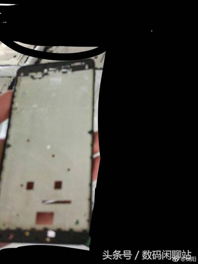 Фотоутечка задней панели Xiaomi Redmi Note 5 – фото 1