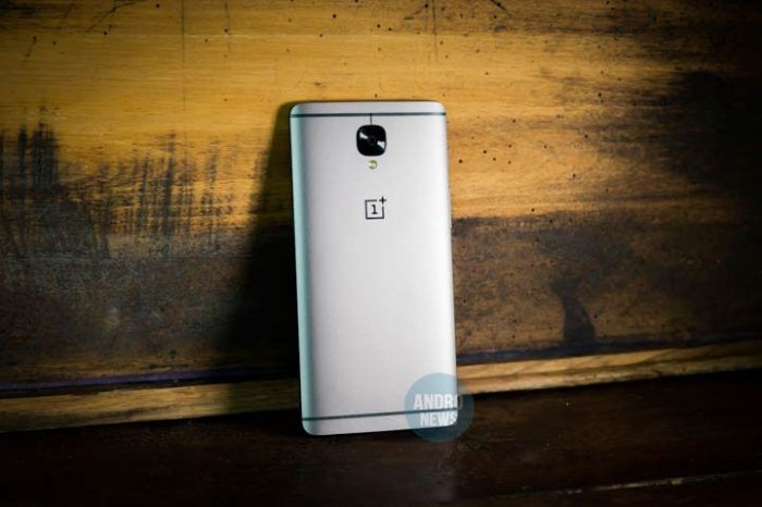 OnePlus3T дизайн