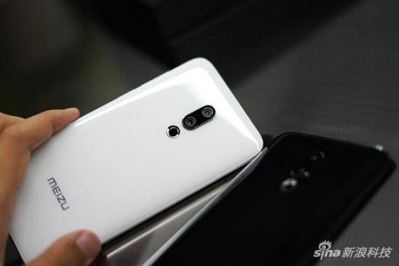 Дебют Meizu 16th и Meizu 16th Plus: безрамочные флагманы на базе Snapdragon 845, с двойной камерой и дисплейным сканером – фото 2