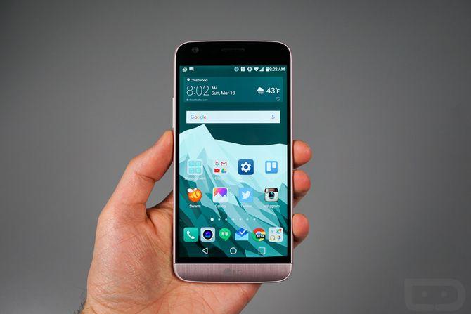 Производство LG G5 могут свернуть досрочно – фото 1