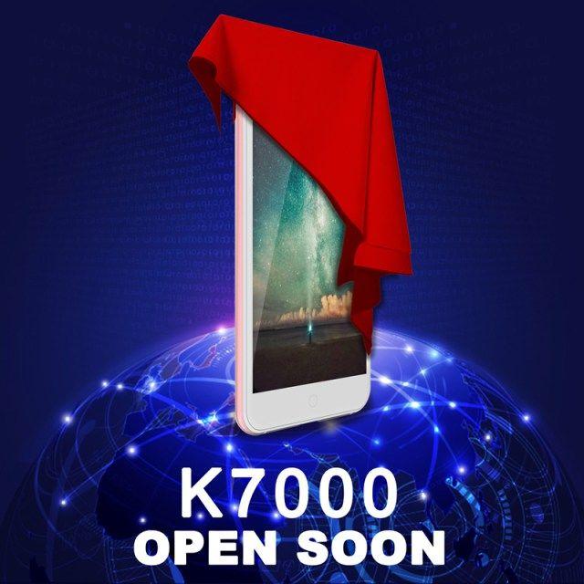 Oukitel K7000 обещает стать самым тонким в мире смартфоном с аккумулятором на 7000 мАч – фото 1