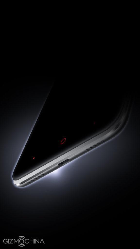 Qiku N4: смартфон с «плавающим дисплеем» на базе Helio X20 – фото 1
