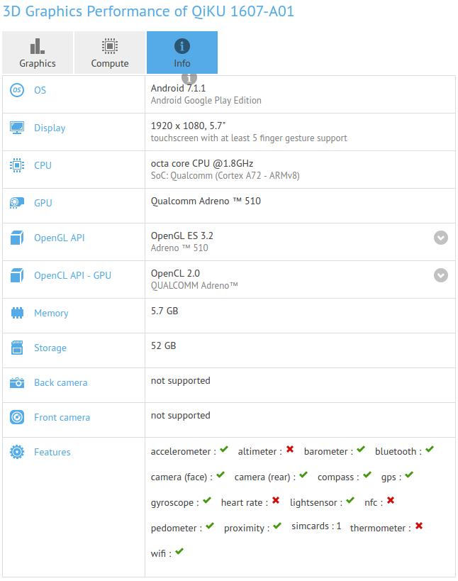 360 Mobile работает над новым смартфоном с 6 Гб оперативной памяти – фото 2