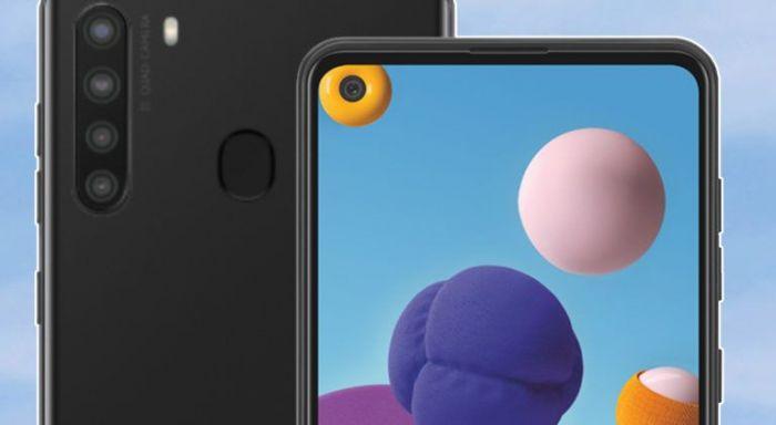 Представлен Samsung Galaxy A21 с Helio P35 и батарейкой на 4000 мАч – фото 3
