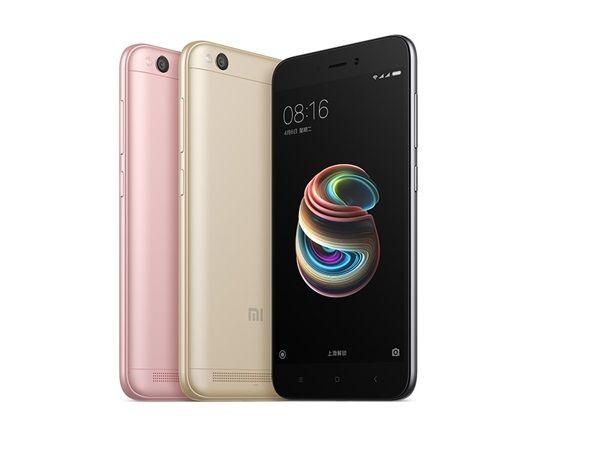 Xiaomi Redmi 5A официально представлен – фото 1